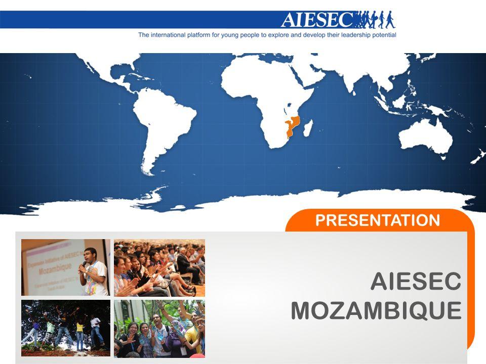AIESEC MOZAMBIQUE PRESENTATION