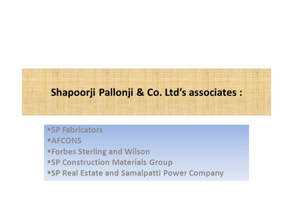Shapoorji Pallonji & Co.