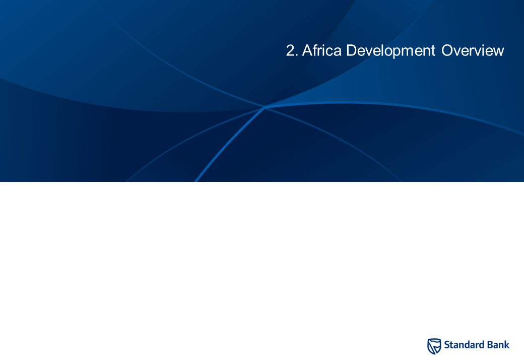 7 2. Africa Development Overview