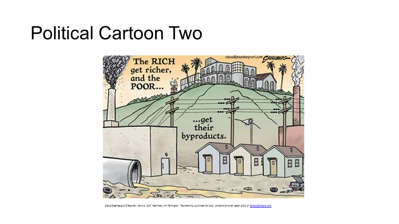Political Cartoon Two
