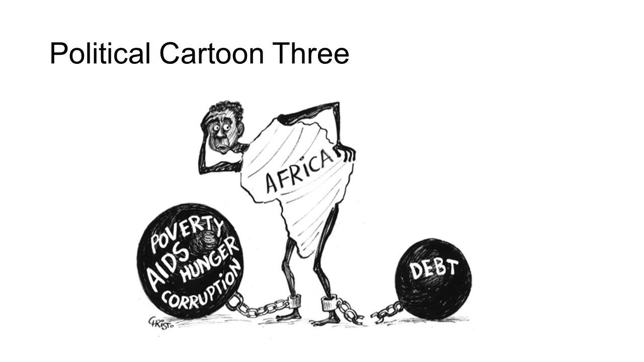 Political Cartoon Three