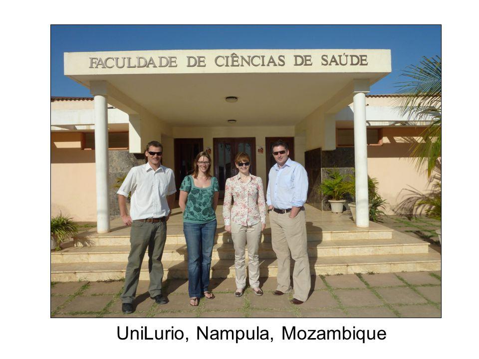UniLurio, Nampula, Mozambique