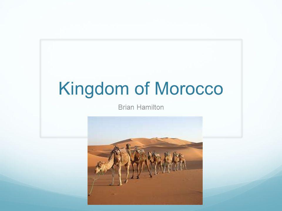 Kingdom of Morocco Brian Hamilton