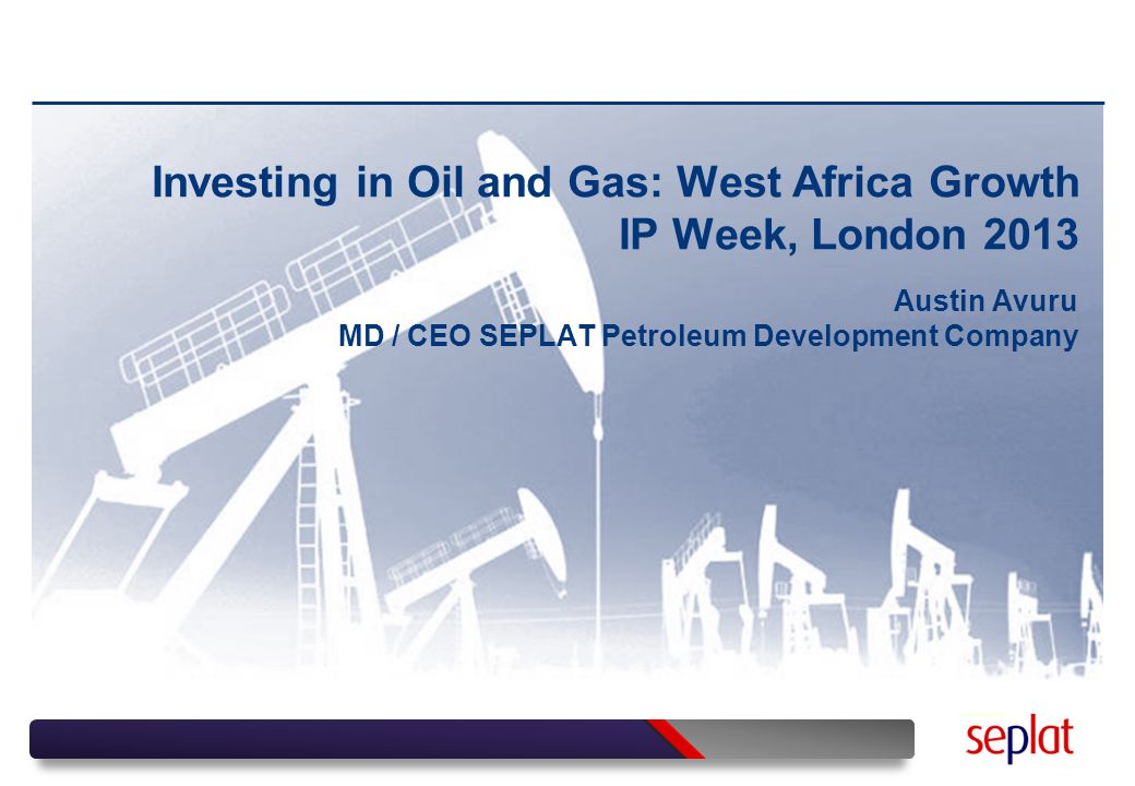 Disclaimer This presentation contains forward-looking statements, particularly those regarding global and regional energy growth and sources of energy supply.