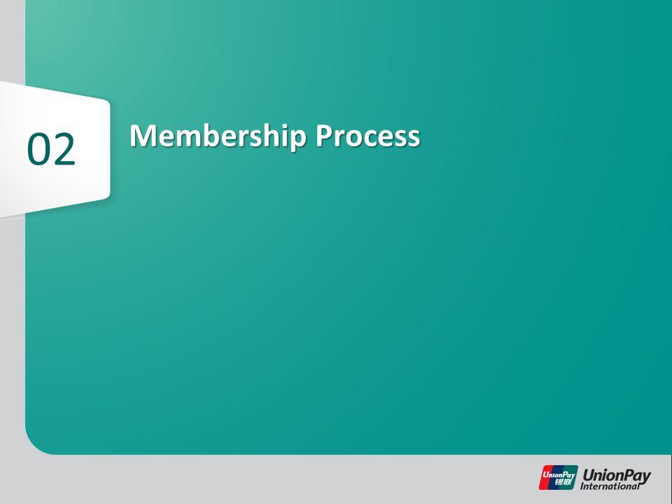 02 Membership Process