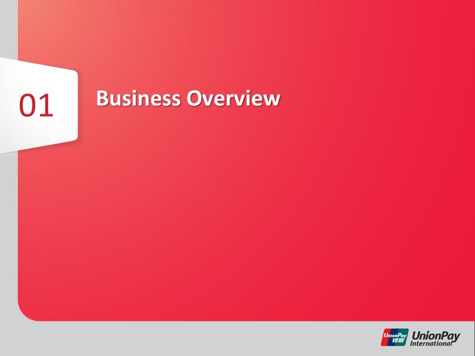 01 Business Overview