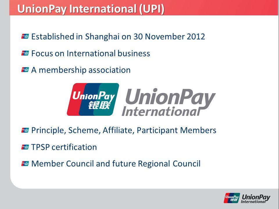UPI Global Partners