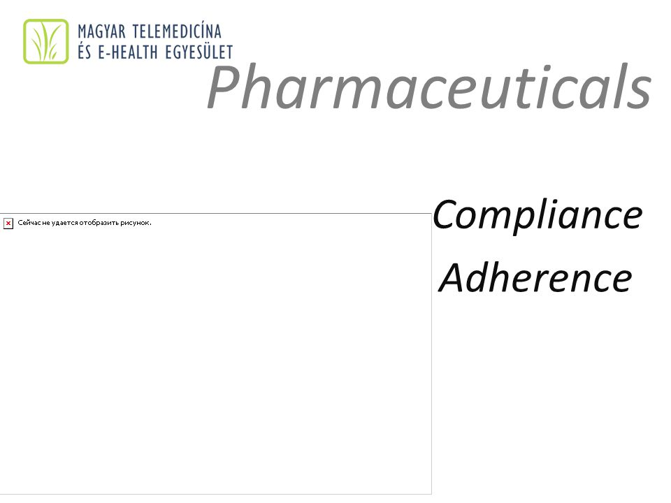 Pharmaceuticals Compliance Adherence