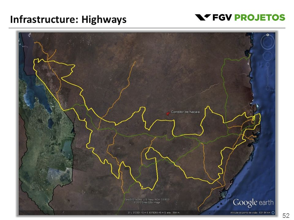 52 Infrastructure: Highways