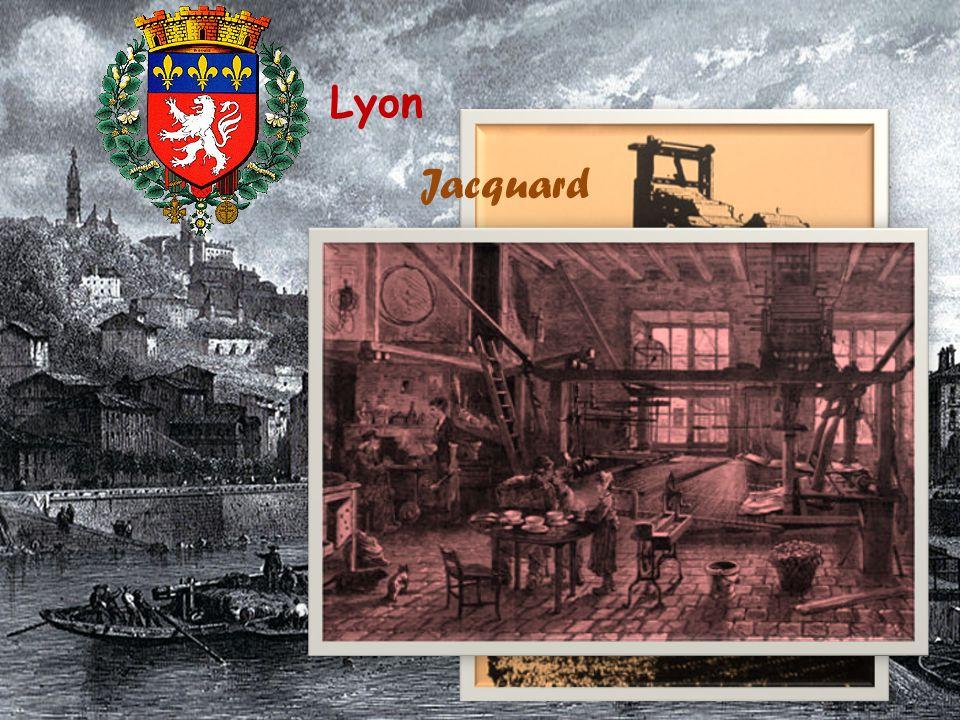 Jacquard Lyon 7