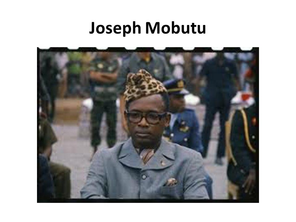 Joseph Mobutu