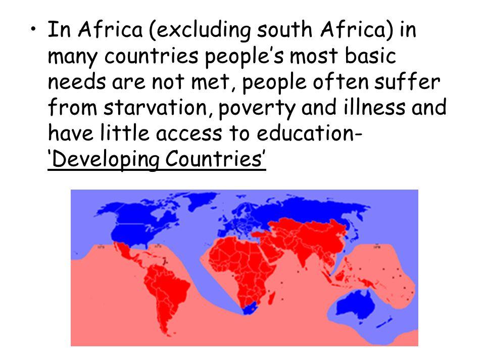 What factors affect development.