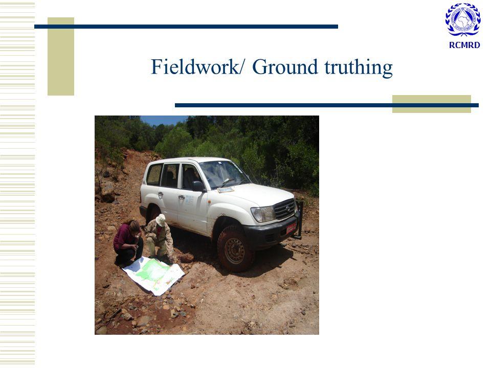 Fieldwork/ Ground truthing