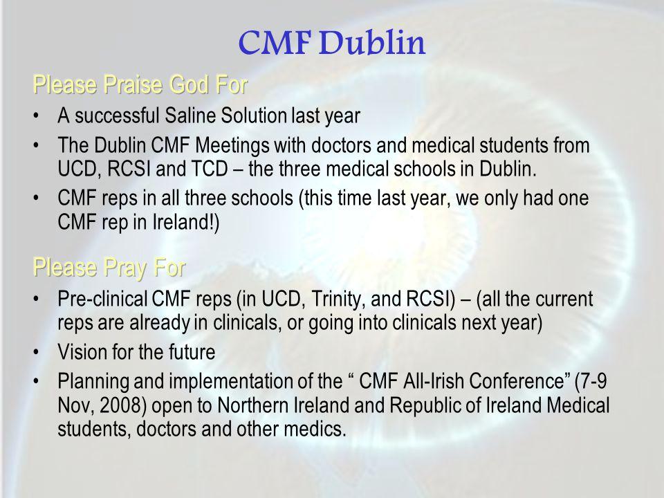 CMF Dublin