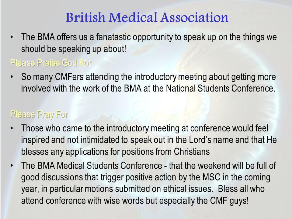 British Medical Association