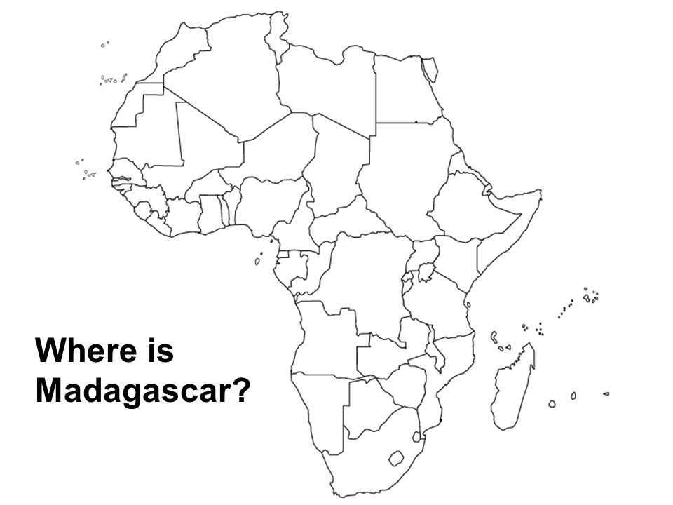 Where is Madagascar?