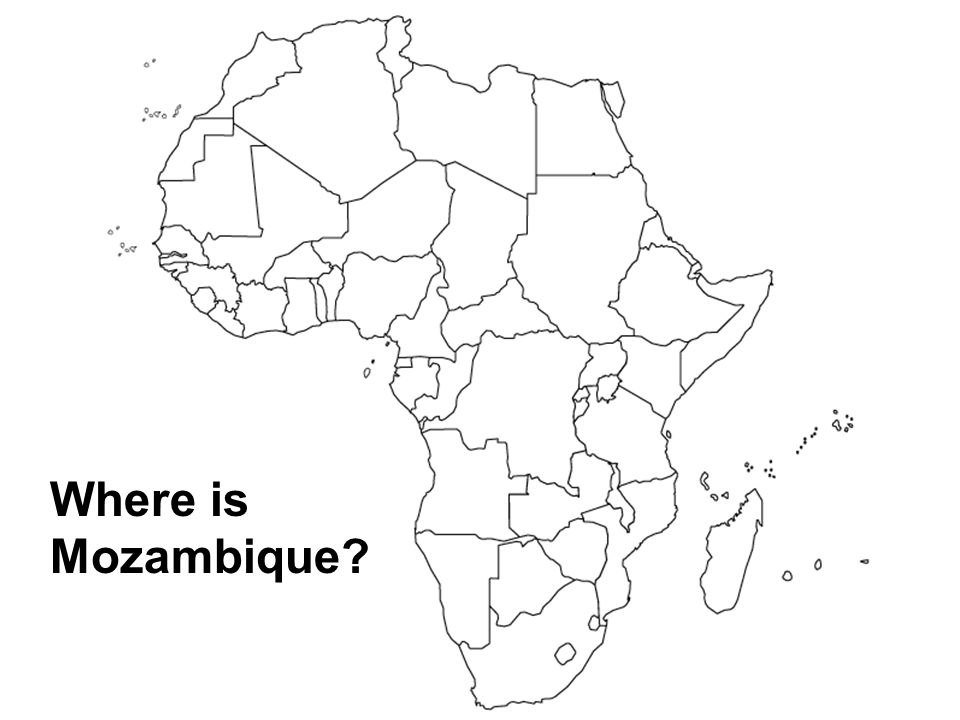 Where is Mozambique?