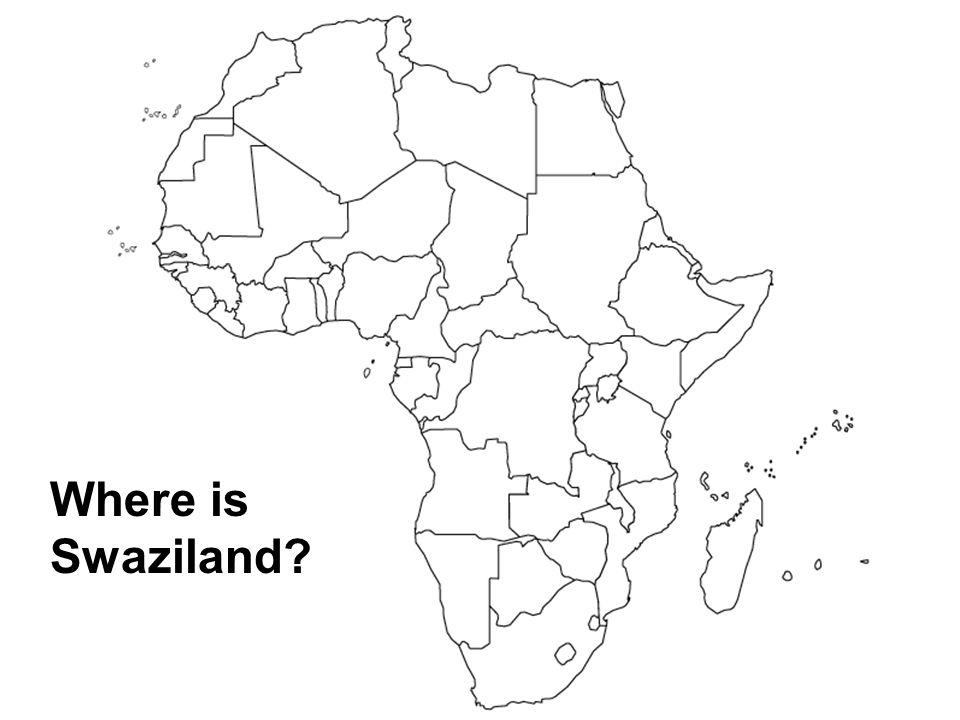 Where is Swaziland?