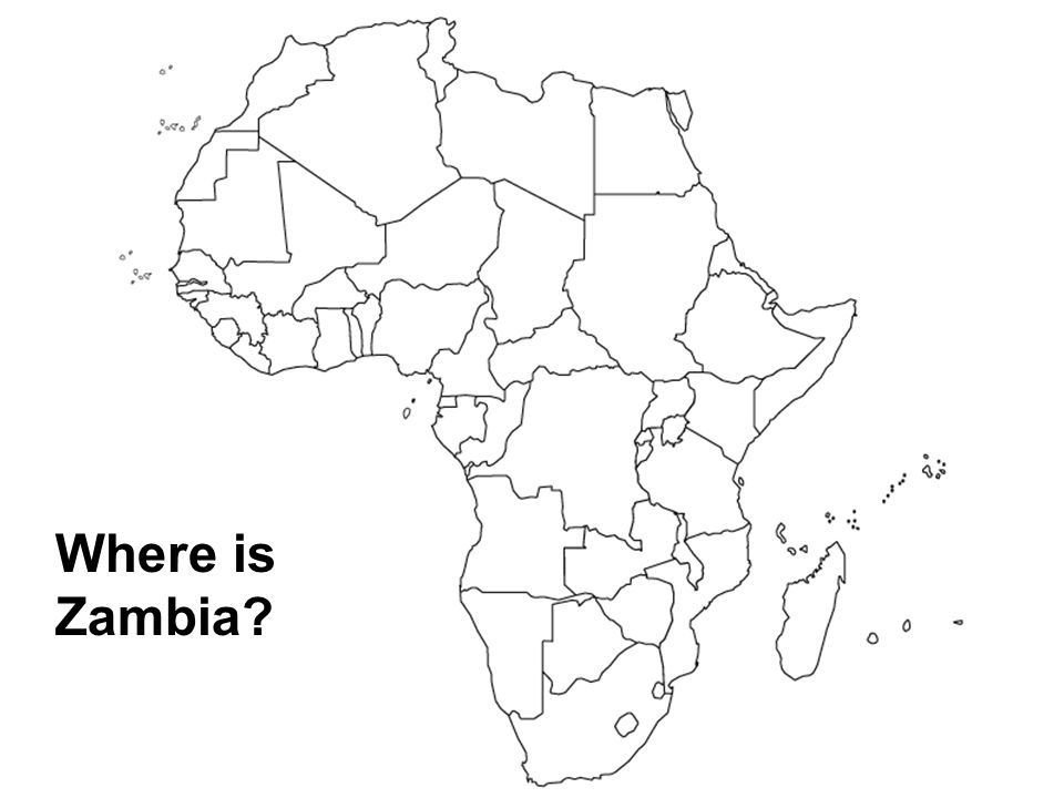 Where is Zambia?