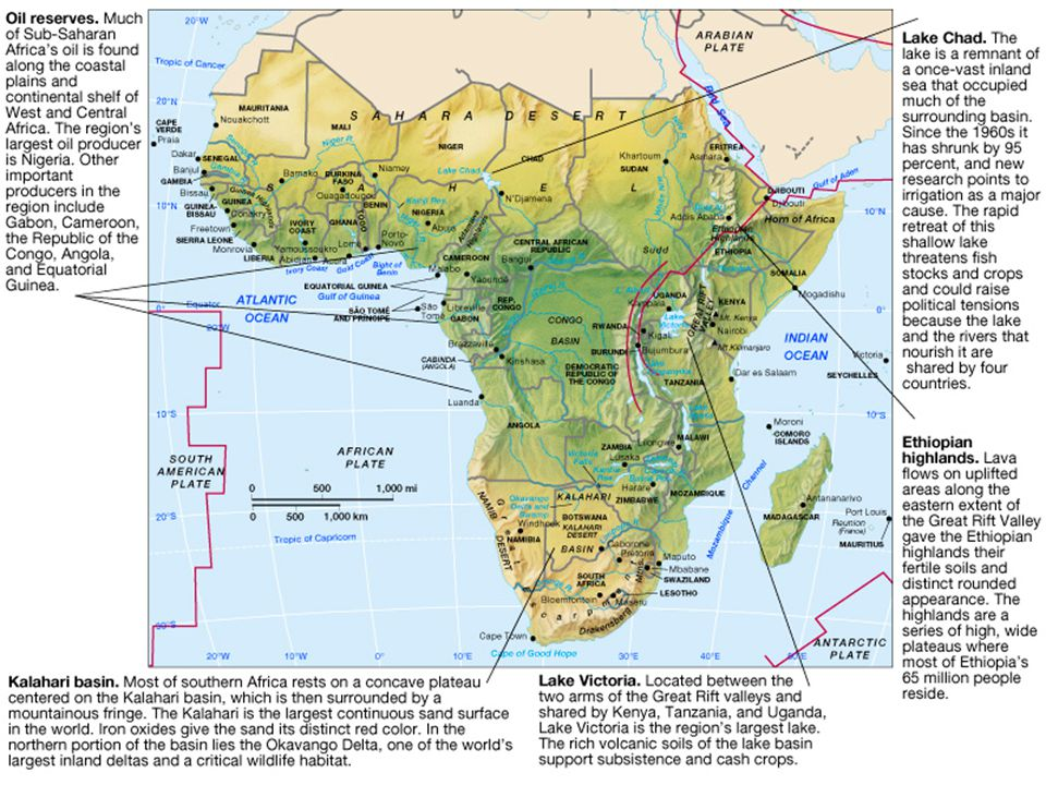 Berlin Conference  Gathering of 13 countries in 1884 in which Sub- Saharan Africa was carved up and traded around  No Africans participated  Borders drawn with disregard for African cultures