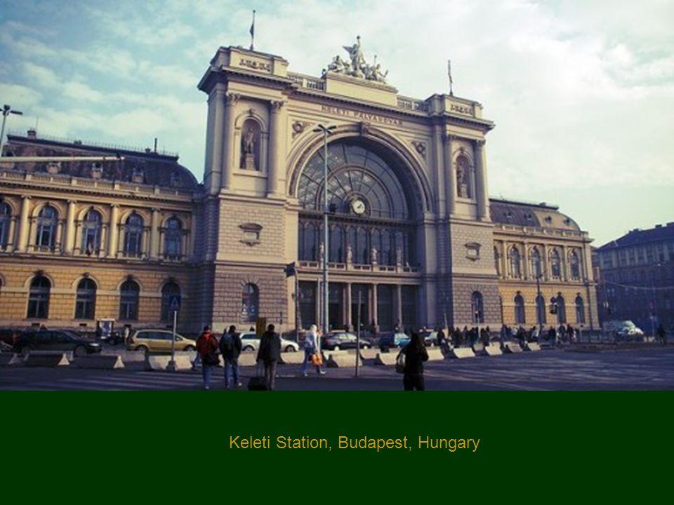 Lviv Station, Ukraine