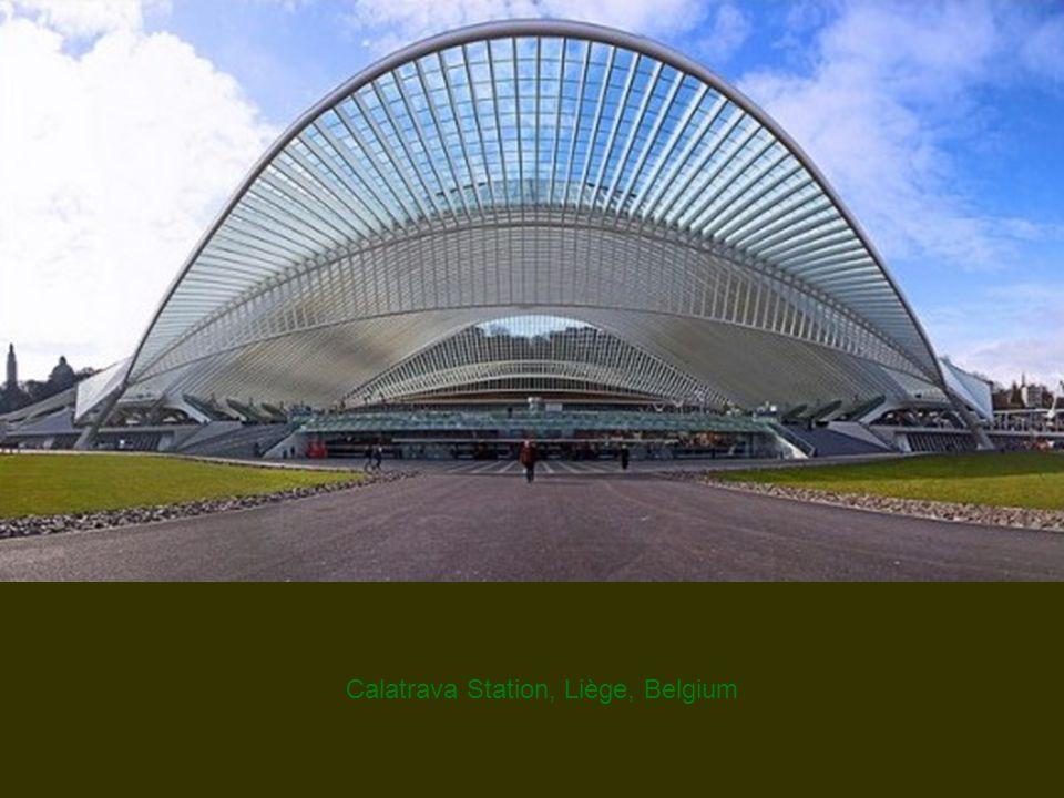 Central Station, Groningen, Netherlands