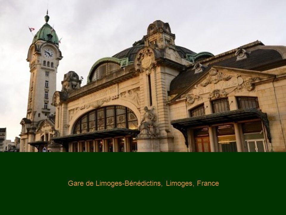 Calatrava Station, Liège, Belgium