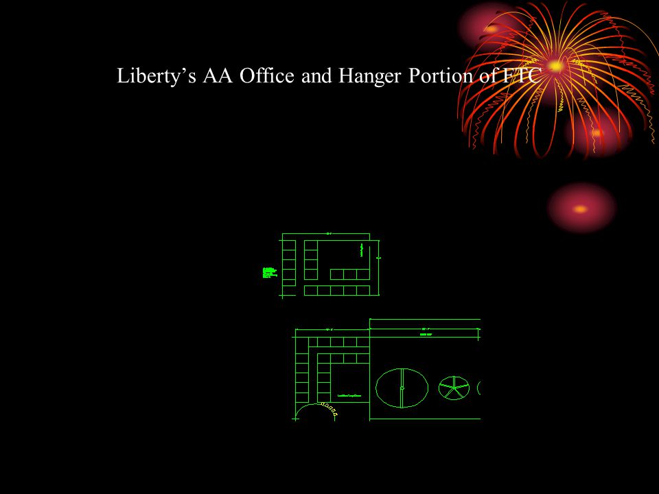 Liberty's AA Office and Hanger Portion of FTC