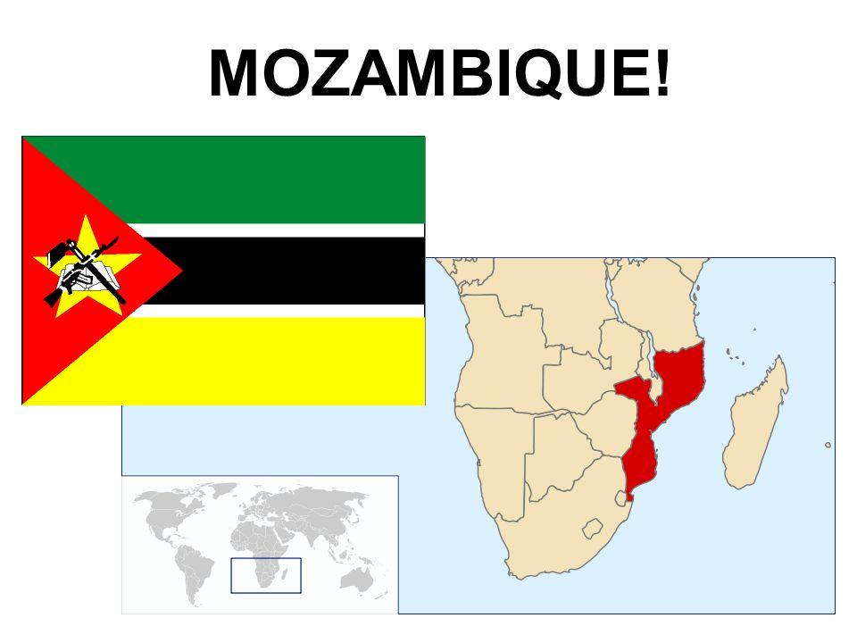 MOZAMBIQUE!