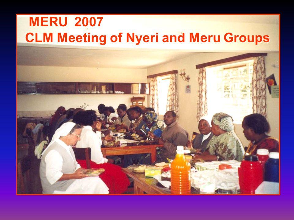 Kahawa, GROUP NAIROBI CLM GROUP MAY 2007