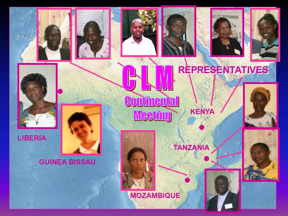 NAIROBI CLM CONTINENTAL MEETING December 2009