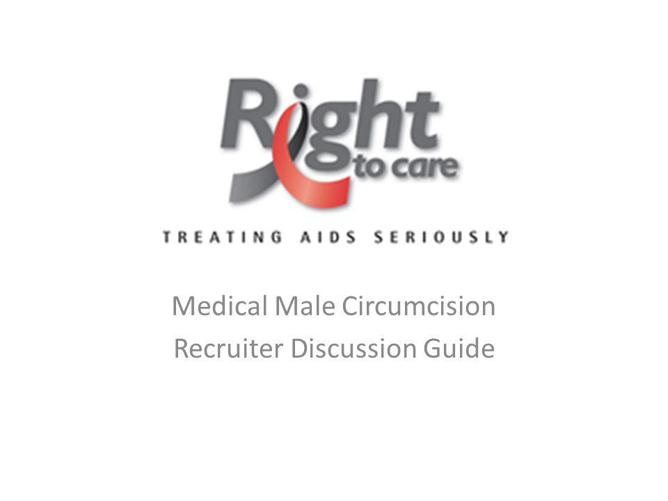 Male Circumcision is an Old Practice