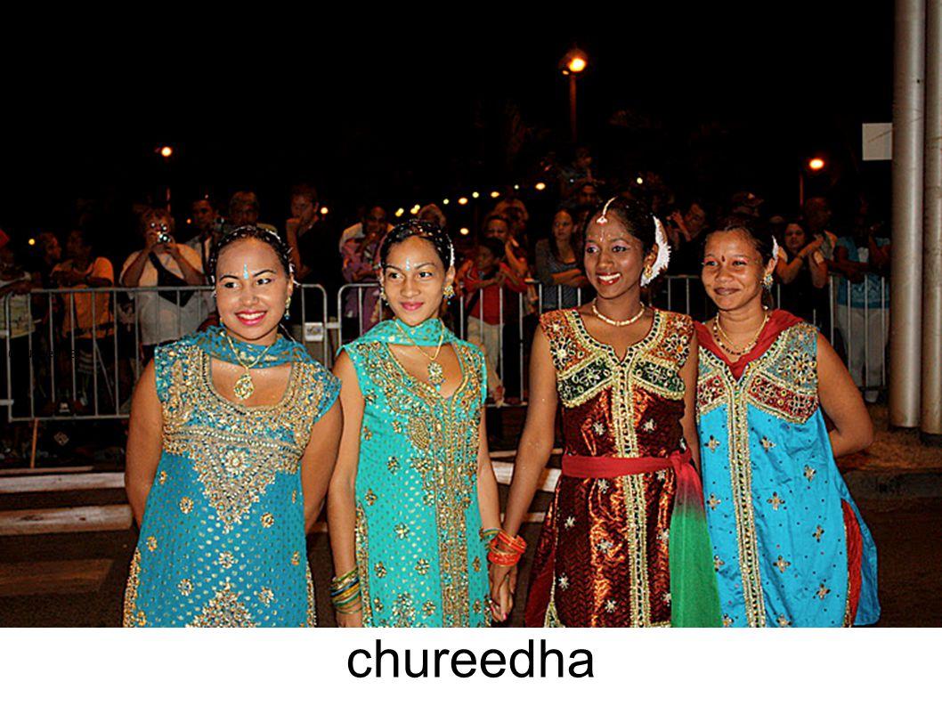 chureedha