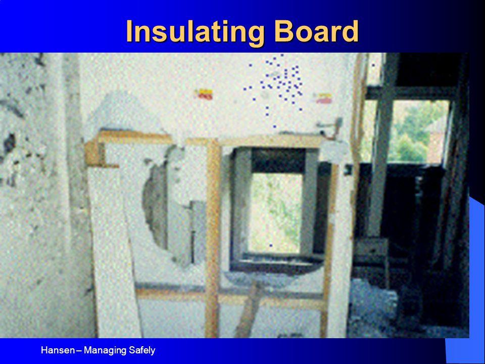 Insulating Board