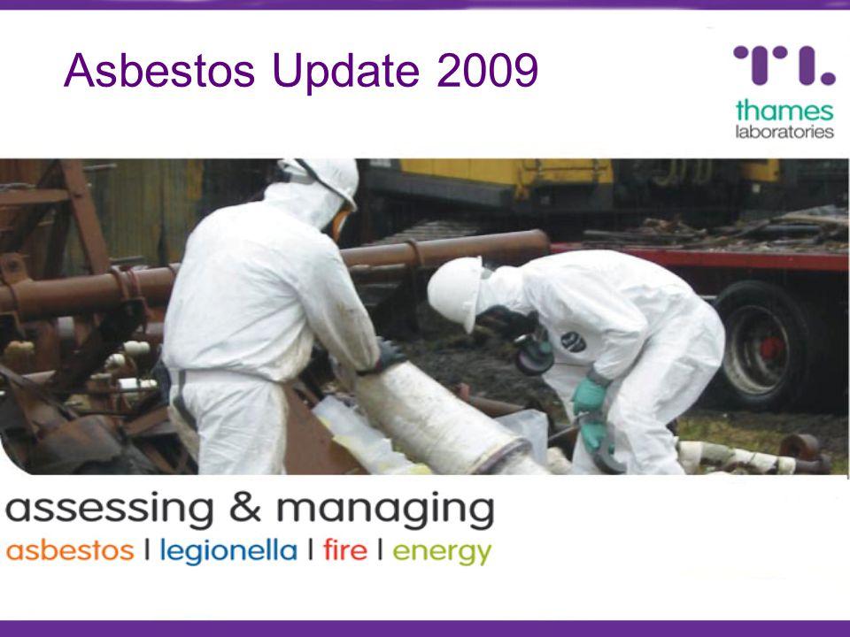 Asbestos Update 2009