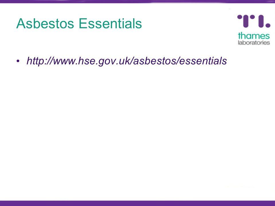Asbestos Essentials http://www.hse.gov.uk/asbestos/essentials