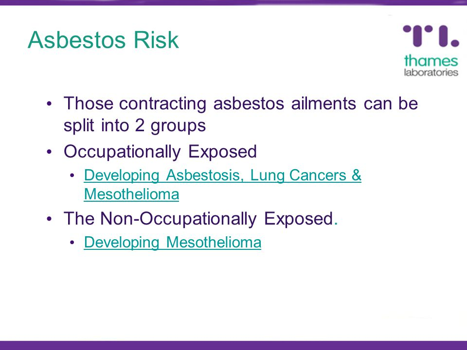 Regulation 7 An employer shall not undertake any work with asbestos unless he has prepared a suitable written plan of work detailing how the work is to be carried out..