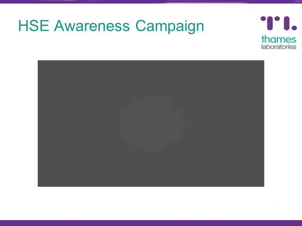 HSE Awareness Campaign