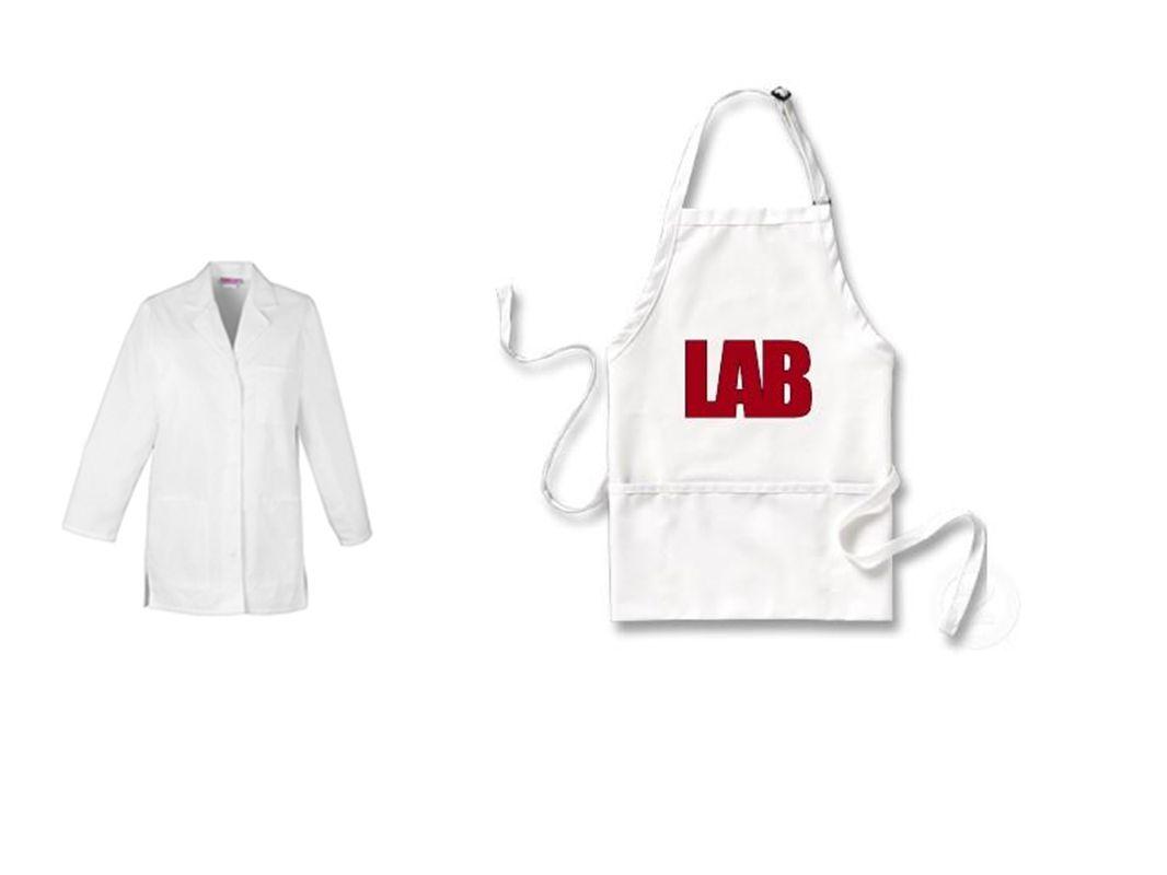 Laboratory Coat/Bata de laboratorio