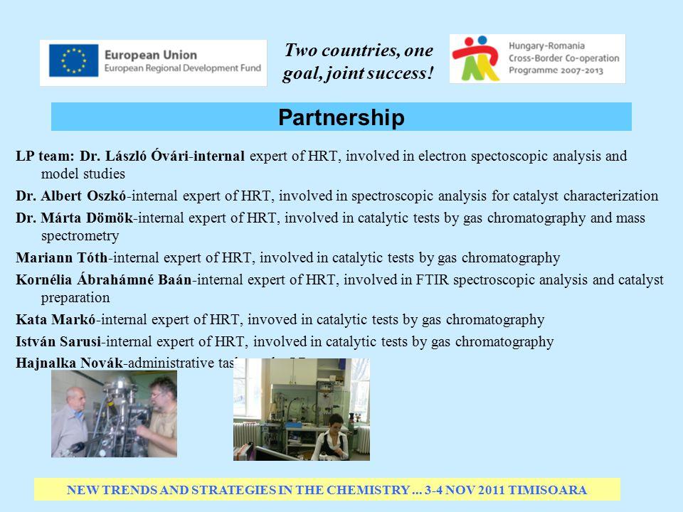 Partnership LP team: Dr.