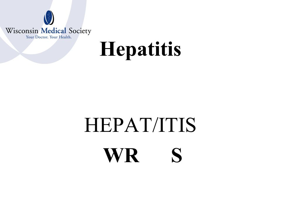 Arthritis ARTHR/ITIS WR S