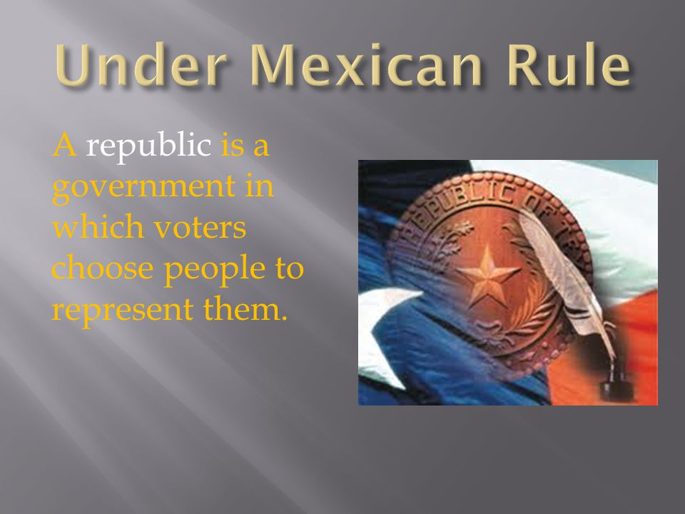  Centralists in the Mexican government believed ___________.