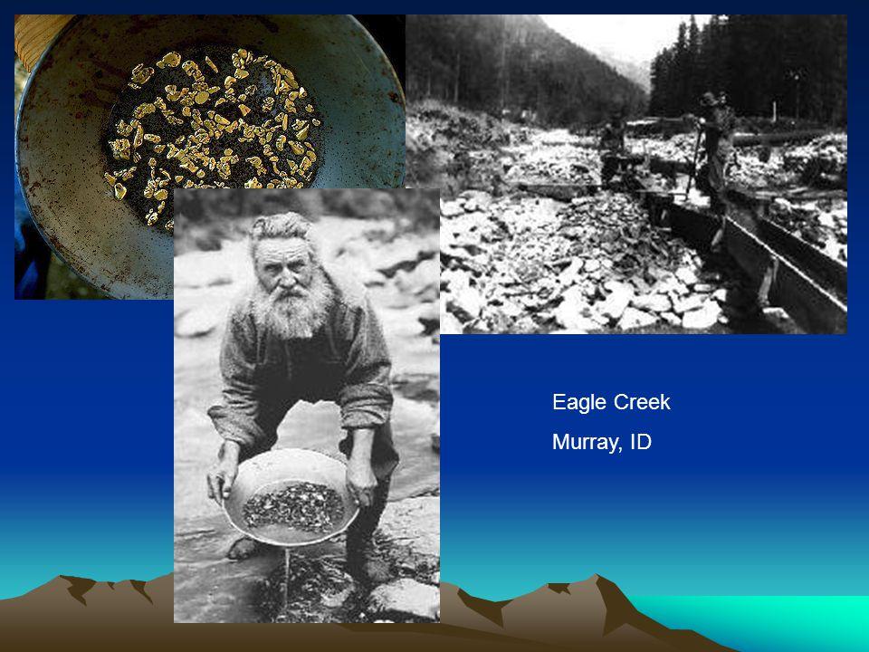 Eagle Creek Murray, ID