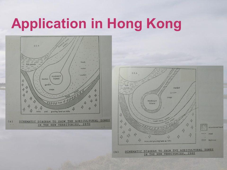 Application in Hong Kong