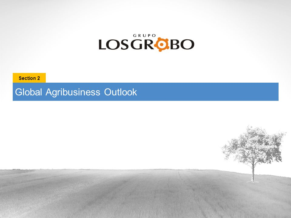 Global Agribusiness Outlook Section 2