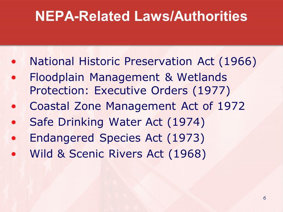 27 Complete Statutory Checklist, including a detailed project description.