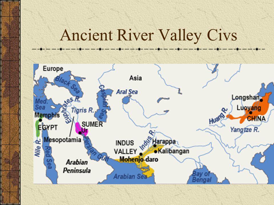Ancient River Valley Civs