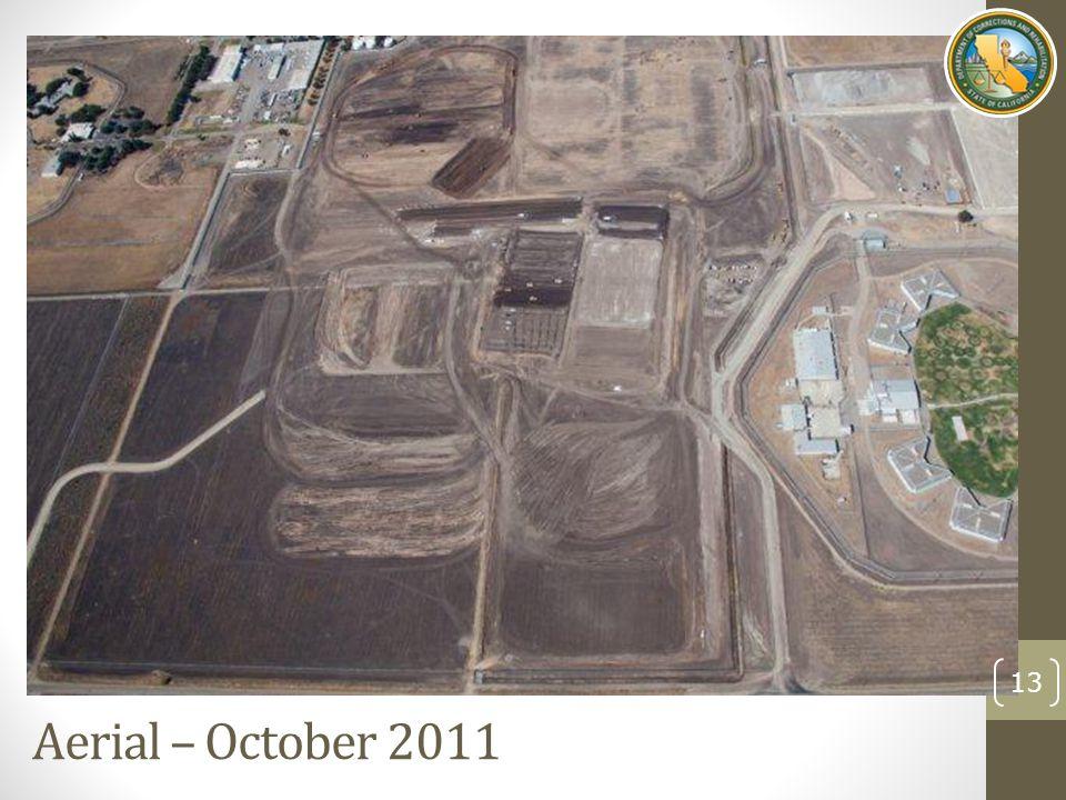 Aerial – October 2011 13
