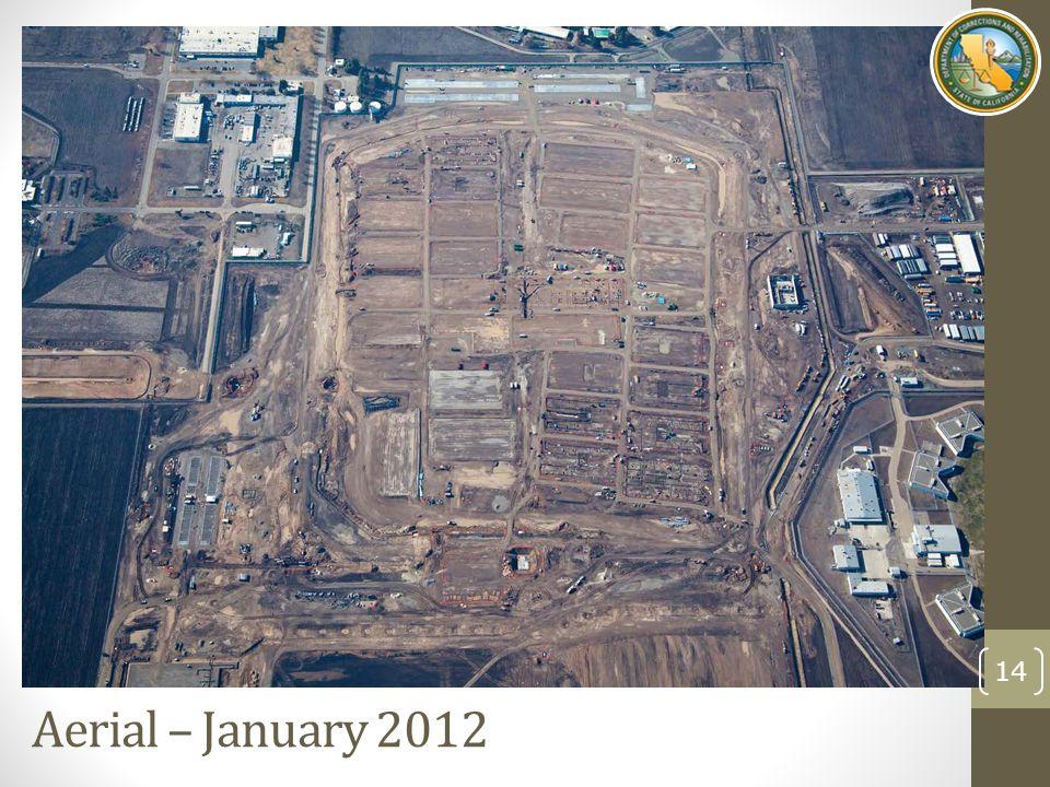 Aerial – January 2012 14