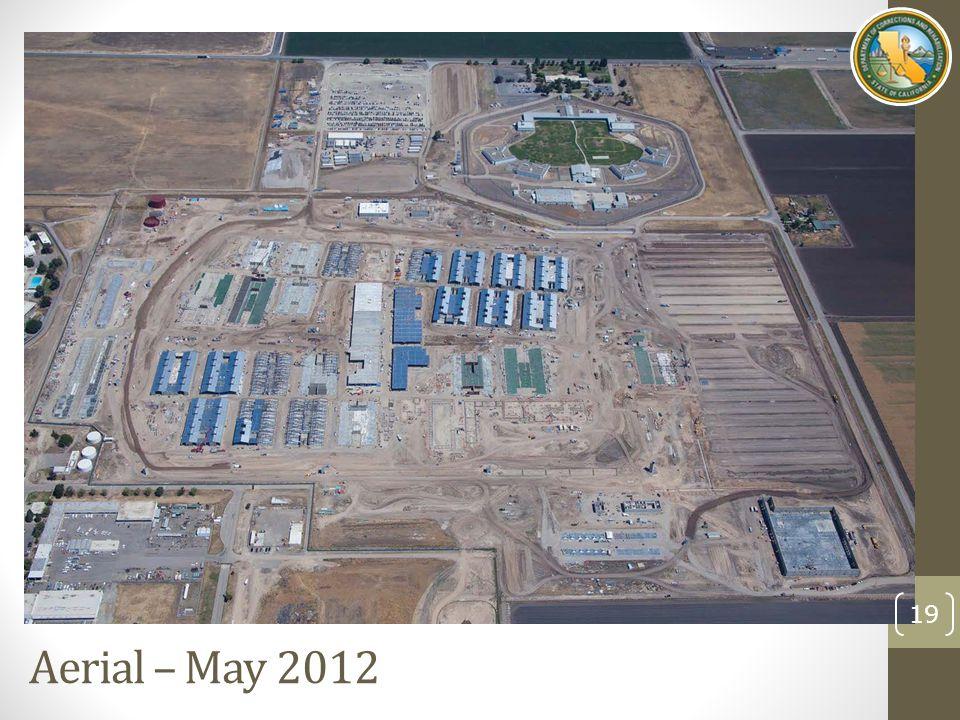 Aerial – May 2012 19
